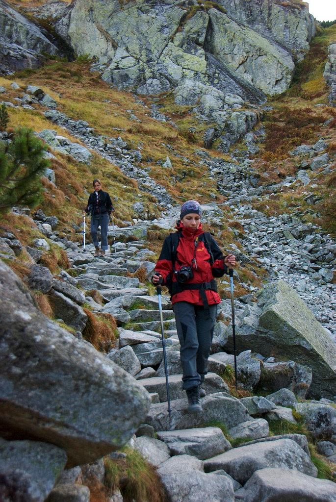 Na szlaku do Szpiglasowej Przełęczy